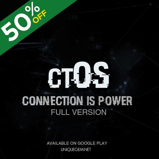 ctOS UI Full Version