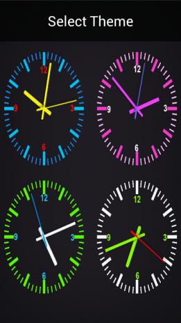 Analog clock screen lock 1 0 Download APK for Android - Aptoide