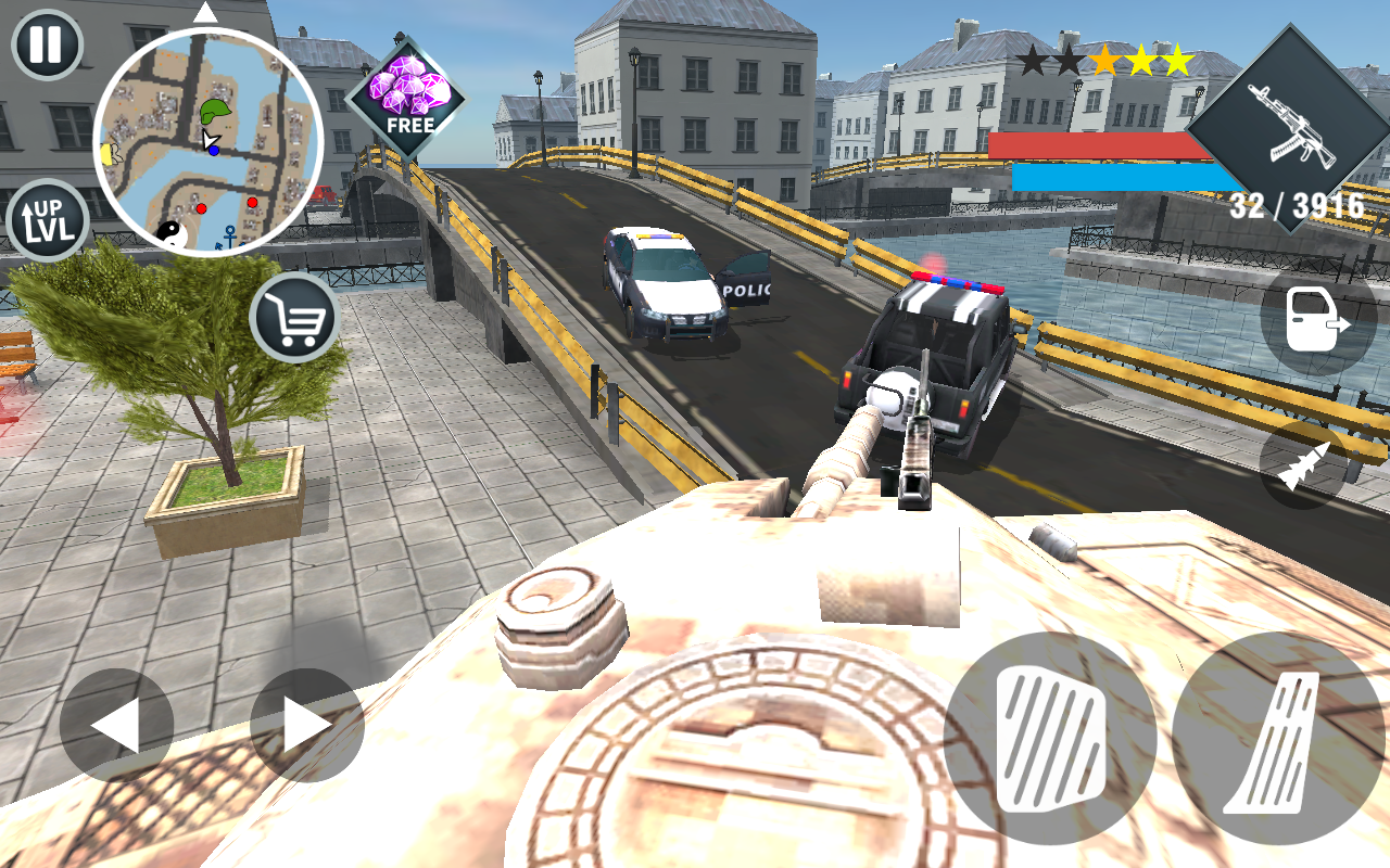 Miami Crime Simulator 2 screenshot 2