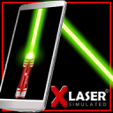 X-Laser Simulated ™