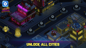 Pooking - Billiards City Screen