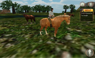 Life of Horse - Wild Simulator Screen