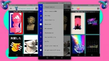 Vaporwave Wallpapers 🌴 ( Vaporwave  Backgrounds ) Screen