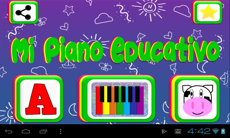 Piano Baby- Niños, Música y Animales screenshot 1