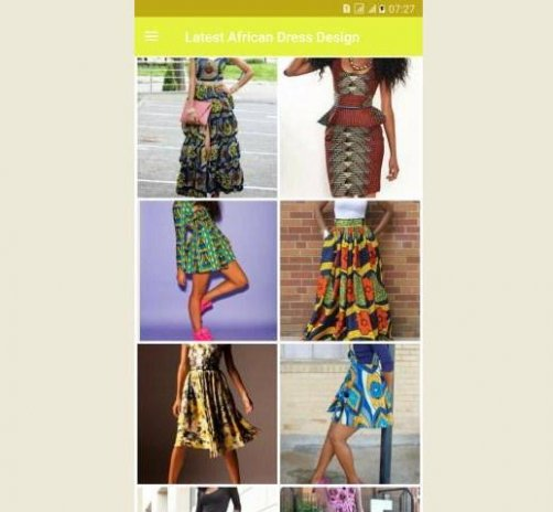 78804202fa Latest African Dress Design 1.3 Download APK for Android - Aptoide