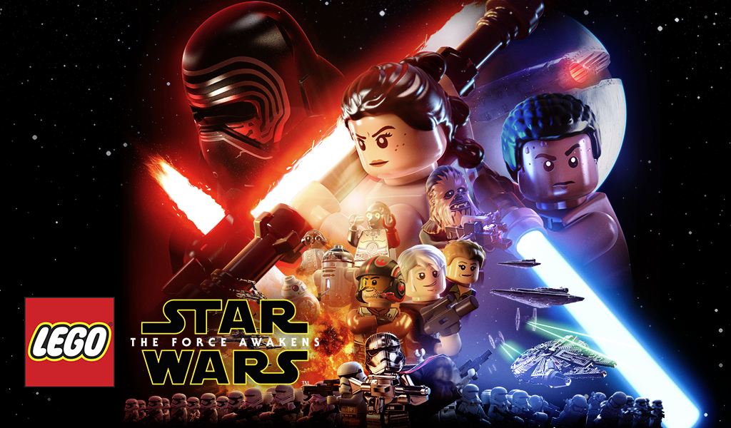 "LEGO? STAR WARS"": El Despertar de la Fuerza screenshot 1"