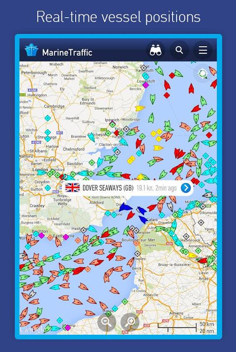marinetraffic gratis