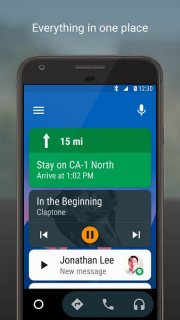 Android Auto - Maps, Media, Messaging & Voice screenshot 7