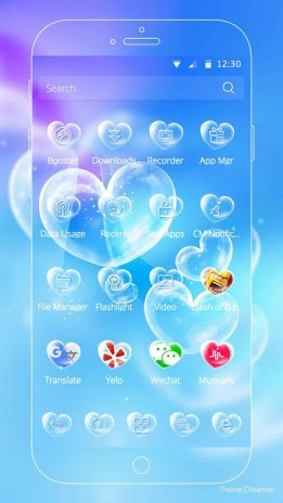 love bubbles theme 1 1 1 download apk for android aptoide