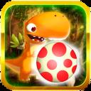 Dinosaur Bouncing Eggs