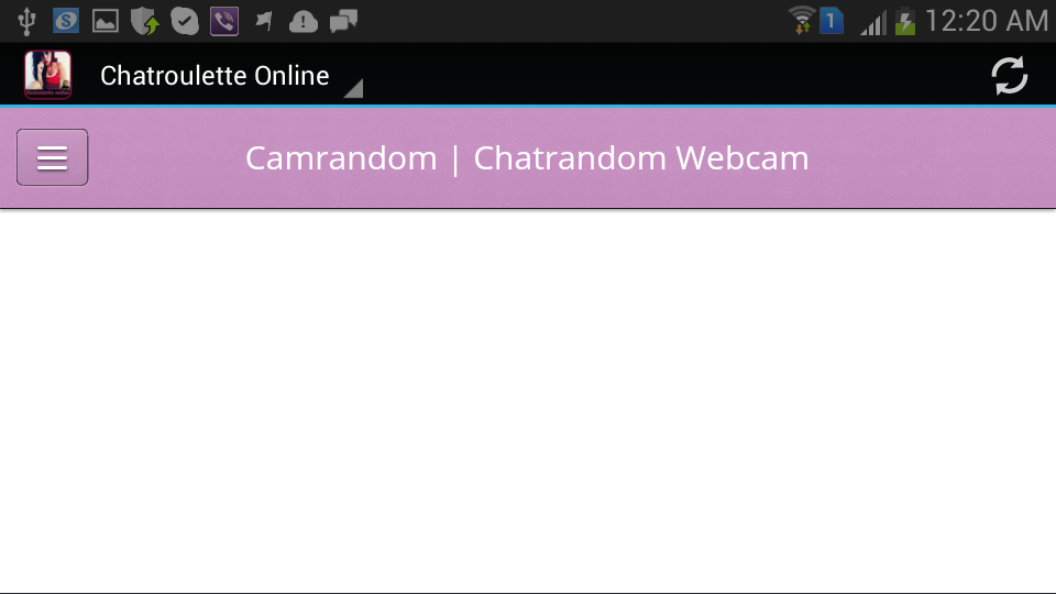 chatroulette on android