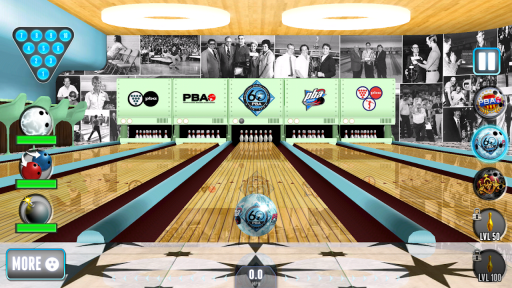 PBA® Bowling Challenge screenshot 1