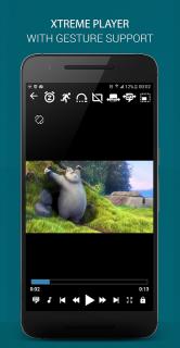 XtremePlayer HD Media Player screenshot 4