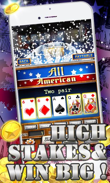 ae video poker app