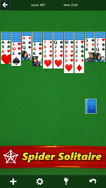 spider solitaire download deutsch