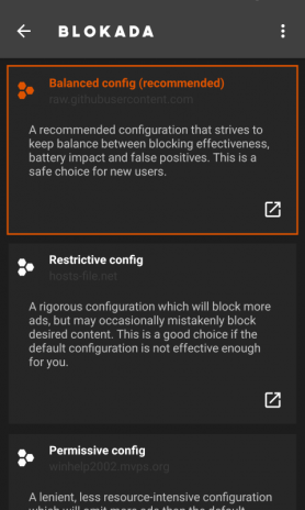 Blokada - no root ad blocker for all apps 2 2 2-origin Download APK