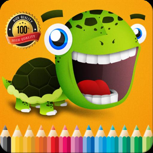 Kaplumbaga Karikatur Boyama Ki 1 0 2 Android Apk Sini Indir Aptoide