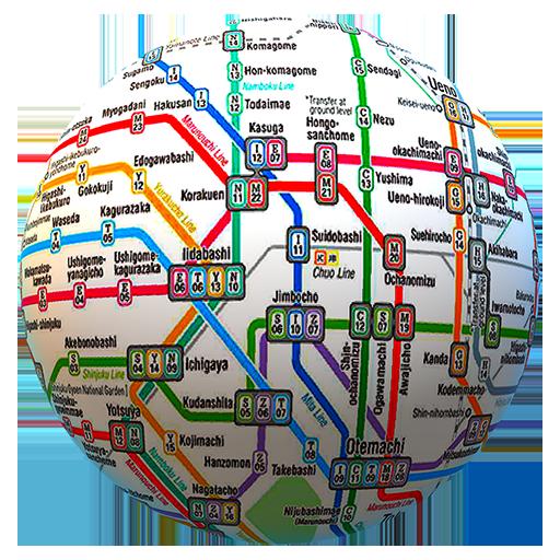 Public transport maps offline - The whole world 1.5.4 ...