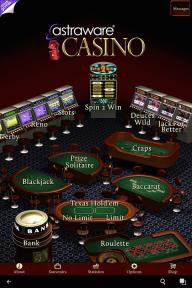 Astraware Casino HD screenshot 9