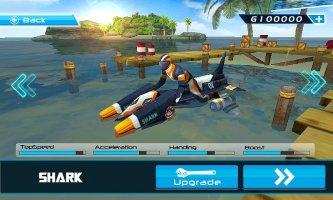 Powerboat Racing 3D Screen