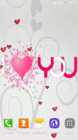 I Love You Live Wallpapers Hd Screenshot 4