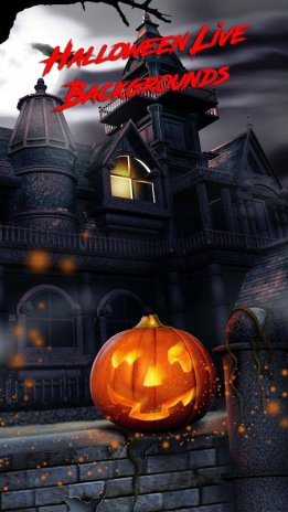 Halloween Live Backgrounds Scary Wallpapers Hd 13