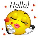 WhatsLov - iconos, smiley, sticker y GIF de amor