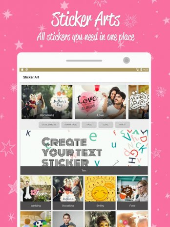 Ottipo Photo Editor : Stickers, Frames, Effects 1.8.3 Download APK ...
