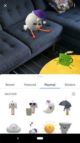 Playground (was AR Stickers) screenshot 3