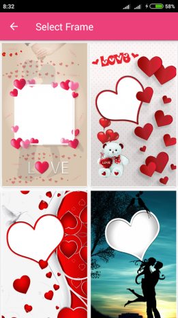 Love Photo Frames Editor - Greetings 1.0 Download APK for Android ...