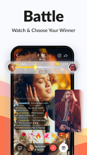 Tango – Live Streams & Live Video Chats: Go Live screenshot 1