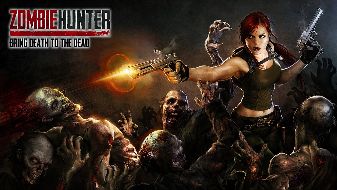 Zombie Hunter: Post Apocalypse Survival Games screenshot 1