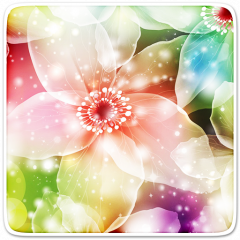 Flores De Neon Fondos Animados 5 0 Descargar Apk Para Android Aptoide
