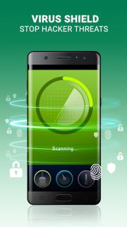 DFNDR: Antivirus, Booster & Cleaner screenshot 1