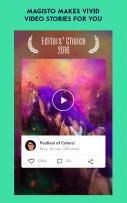 Magisto Video Editor & Maker Screenshot