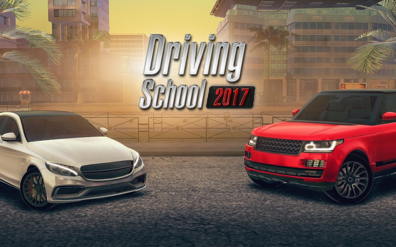 Driving School 2017 screenshot 1