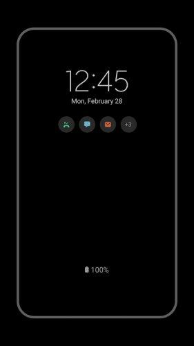 [Samsung] Always On Display screenshot 5
