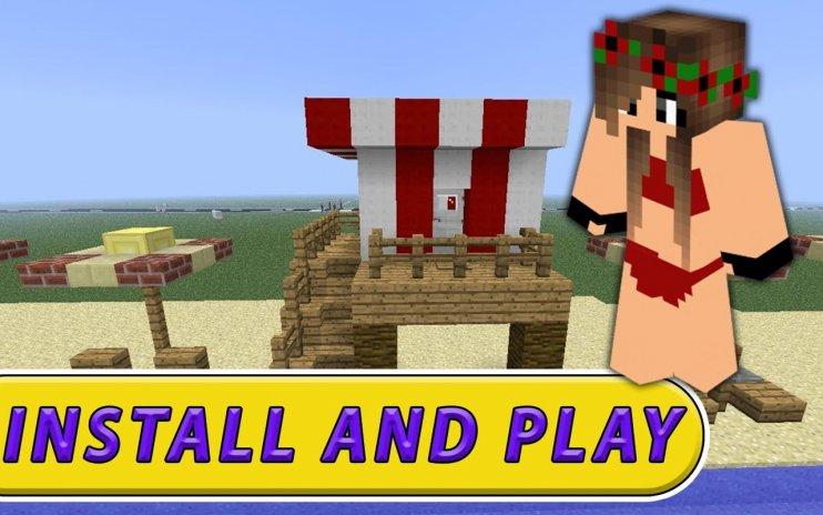 Hot Girl Skin For Minecraft PE Laden Sie APK Für Android - Skins fur minecraft installieren