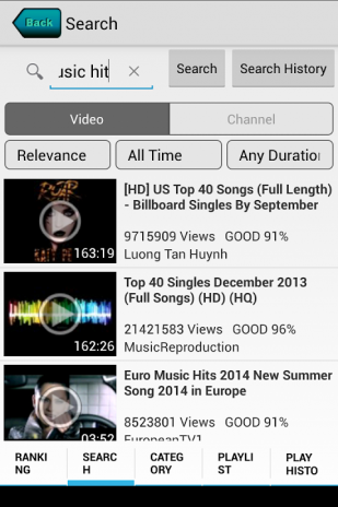 Music Audio Tube:Video Player 1 0 2 Download APK for Android