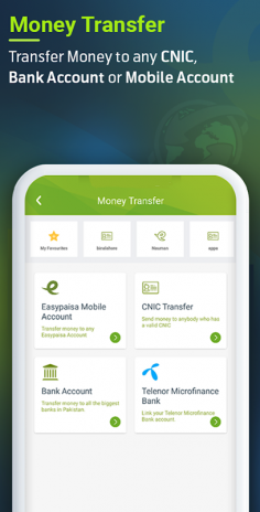 Easypaisa 1 0 123 Download APK for Android - Aptoide