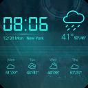 Weather Clock⌚️