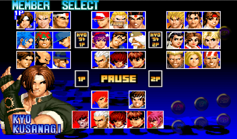 king of fighters 2012 apk data free download