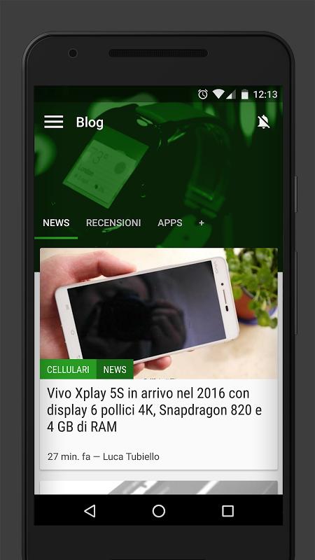 Androidiani screenshot 2