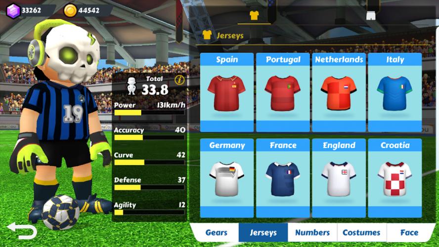 Perfect Kick 2 - Online football game screenshot 3