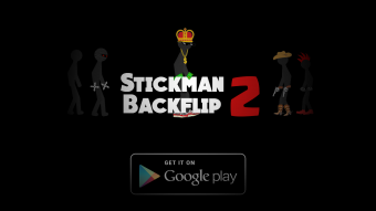 Stickman Backflip Madness 2 Screenshot