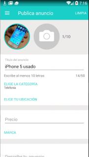 Segundamano.mx screenshot 10