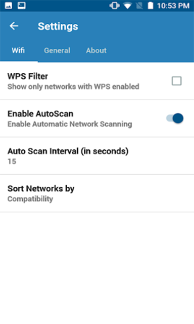 Wifi PSW Finder screenshot 2
