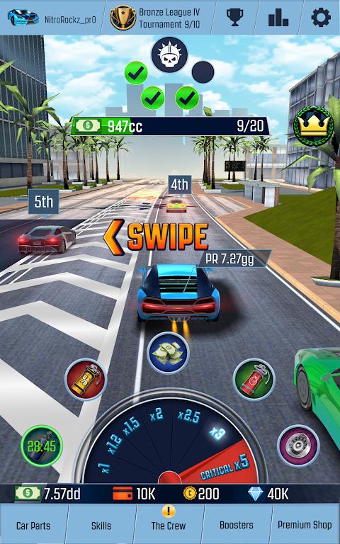 Idle Racing GO: Car Clicker & Driving Simulator screenshot 7