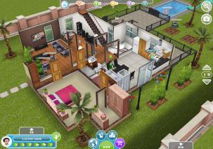 The Sims FreePlay Screenshot