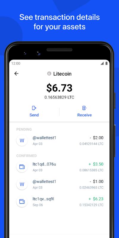 bitcoin pénztárca coinbase apk gyártás btc con paypal